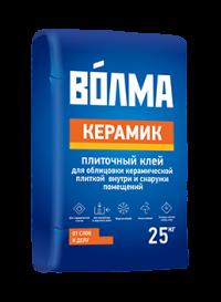 """Клей плиточный Волма """"Керамик"""" 25 кг"""