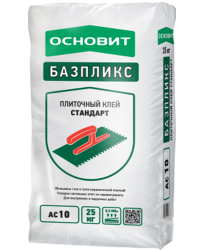 """Плиточный клей Основит """"Базпликс АС-10"""" 25 кг."""