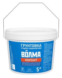 """Грунтовка Волма """"Контакт"""" 5 литров"""