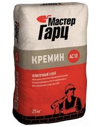 """Клей плиточный Мастер Гарц """"Кремин АС-10"""" 25 кг."""
