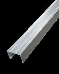 Профиль алюминиевый 75*40 мм