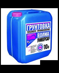 """Грунтовка Волма """"Универсал"""" 10 литров"""